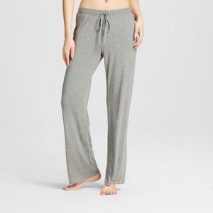 Gilligan & O'Malley Medium Heather Gray Pajama